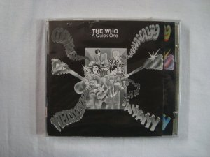 CD The Who - A Quick One  - Importado