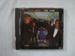 CD The Who - It's Hard - Importado