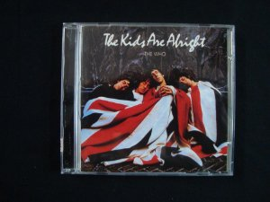 CD The Who - The Kids are Alright - importado
