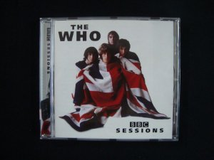 CD The Who - BBC Sessions