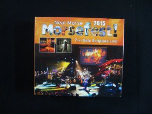 Box 6 CD's set - Neal Morse - Morsefest 2015 - And Sola Scriptura Live - Importado