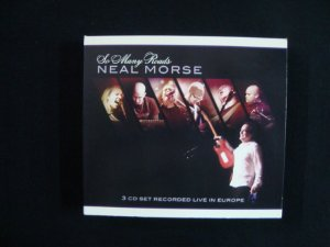 CD Neal Morse - So many Roads - 3 CD Set - Importado