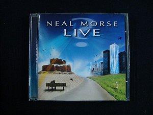 CD Neal Morse - Live - Duplo Importado