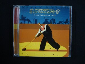 CD Supertramp - It was the best of times