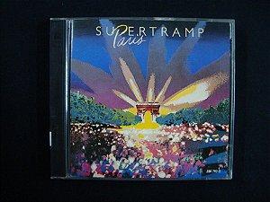 CD Supertramp - Paris - Duplo