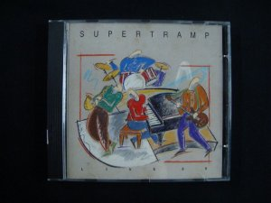 CD Supertramp - Live 88