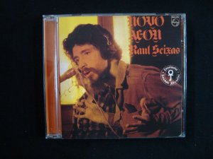 CD Raul Seixas - Novo Aeon