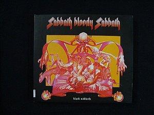CD Black Sabbath - Sabbath Bloody Sabbath