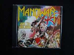 CD Manowar - Hail to England