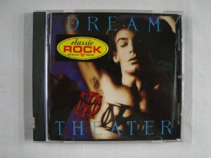 CD Dream Theater - When Dream and Day Unite - Importado