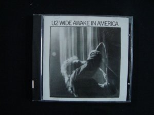 CD U2 - Wide Awake in America