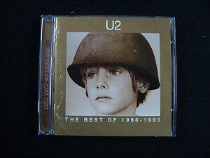 CD U2 - The Best of 1980 - 1990