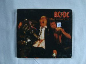 CD AC DC - If you Want Blood