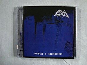 CD Azul Limão - Ordem & Progresso