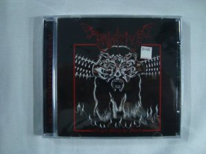 CD Primitive - Negro Metal da Morte