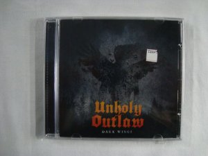 CD Unholy Outlaw - Dark Wings
