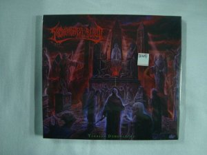 CD Sacramental Blood - Ternion Demonarchy