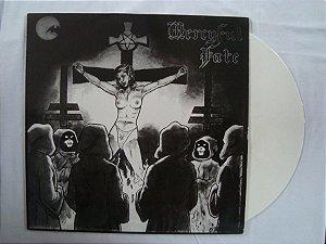 Disco de Vinil - Mercyful Fate - EP branco raro 45 rpm Importado