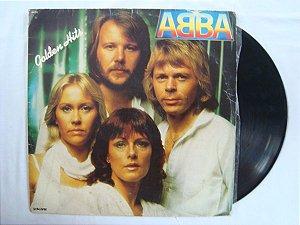 Disco de Vinil - Abba - Golden Hits