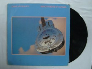 Disco de Vinil Dire Straits - Brothers in Arms