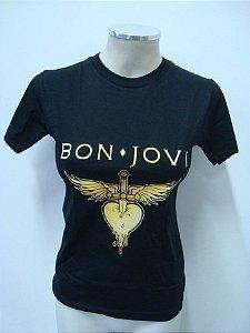 Baby look Bon Jovi