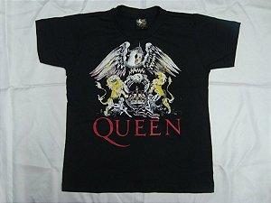 Camiseta Infantil Queen