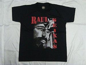 Camiseta Infantil Raul Seixas