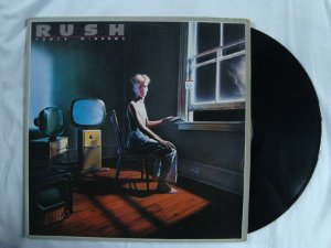 Disco de Vinil - Rush - Power Windows