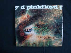 CD Pink Floyd - A Saucerful of Secrets