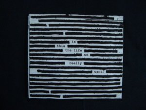 CD Roger Waters - Is this the life we really want ?
