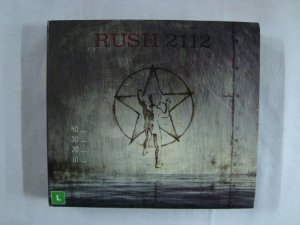 Rush 2112 - 2 CD's + DVD - 40th Anniversary Edition