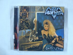 CD Lizzy Borden - Love you to Pieces