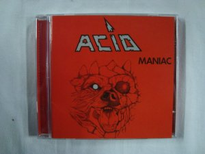 CD Acid - Maniac