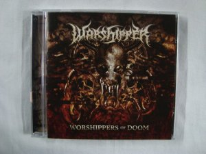 CD Warshipper - Worshippers of Doom