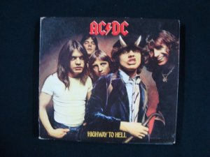 CD AC DC - Highway to Hell