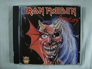 CD Iron Maiden - Purgatory + Made in Japan