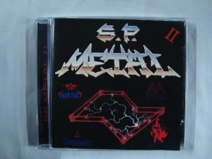 CD SP Metal 2 - Coletânea SP Metal