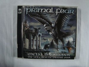 CD Primal Fear - Metal is Forever - The Very best of Primal Fear
