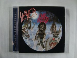 CD Slayer - Live Undead