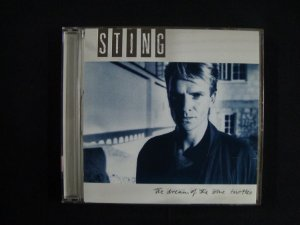 CD Sting - The Dream of the Blue Turtles