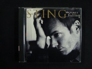 CD Sting - Mercury Falling