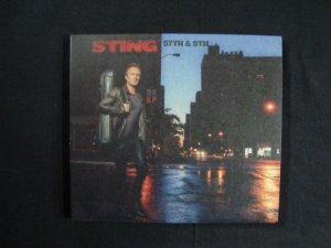 CD Sting - 57th & 9th