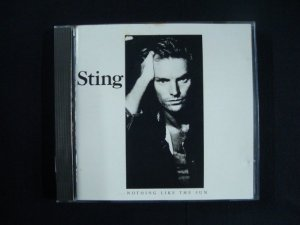 CD Sting - Nothing Like the Sun - Importado