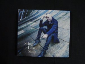 CD Sting - The Last Ship - Duplo