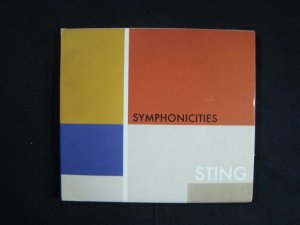 CD Sting - Symphonicities