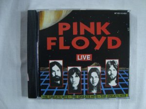 CD Pink Floyd - Live - The Greatest Hits