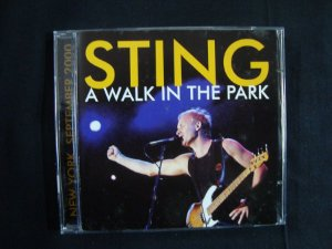 CD Sting - A Walk in the Park - Importado - Duplo