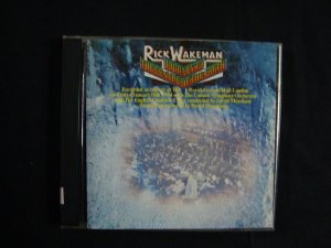 CD Rick Wakeman - Journey to the Centre of the Earth