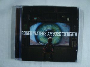 CD Roger Waters - Amused to Death