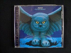 CD Rush - Fly by night - Importado
